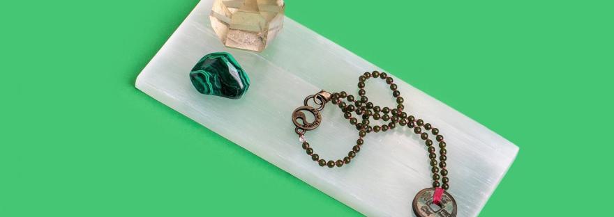 Energy Muse 水晶手鍊飾品